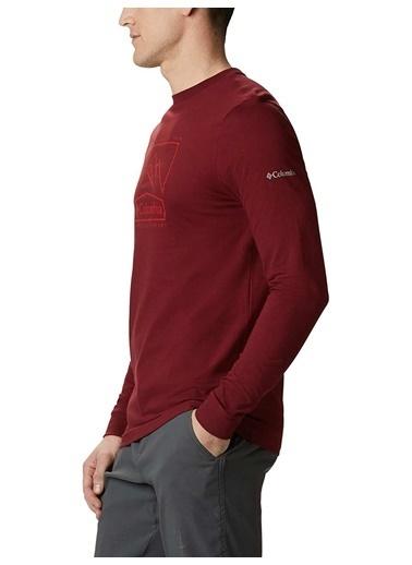 Columbia Sweatshirt Bordo